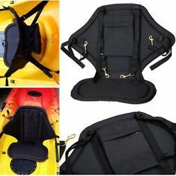 Adjustable Padded Back Pack Rest Bag Kayak Seat Canoe Backre