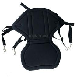 Adjustable Padded Back Pack Rest Bag Kayak Seat Canoe Backre