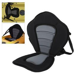 Adjustable Padded Deluxe Kayak Seat Detachable with Back Bac