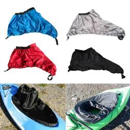 Adjustable Waterproof Kayak Spray Skirt Deck Sprayskirt Cove