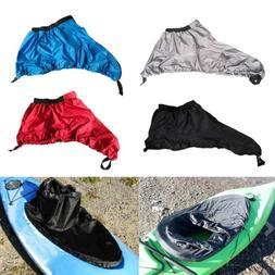 Waterproof Kayak Canoe Boat Splash Spraydeck Spray Skirt Dec