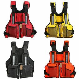 Adult Adjustable Buoyancy Sailing Kayak Canoeing Fly Fishing