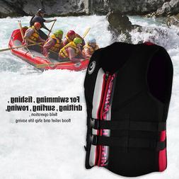 Adult Swim Kayak Lifesaving Vest Buoyancy Sailing Life Jacke