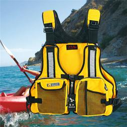 Adult/Youth Sailing Swim Kayak Lifesaving Buoyancy Aid Life
