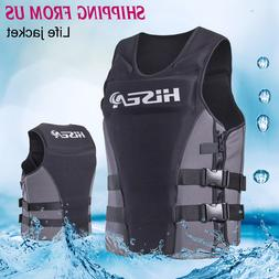 Adults Kids Swimming Fishing Life Jacket Sailing Kayak Fly F