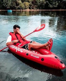 Supreme Advanced Elements Packlite Kayak Red