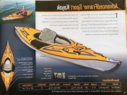 Advanced Frame Sport Kayaks