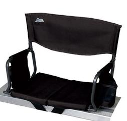 RIO Gear Stadium Arm Chair, Black