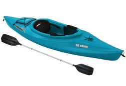 Sun Dolphin Aruba 10' Sit In Kayak Jade, Paddle Included