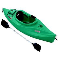 Sun Dolphin Aruba 10' Sit In Kayak Jade, Paddle Included, Mu