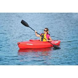 Aruba 8' SS Sit-In Kayak, Paddle Included Seat Fishing W Spo
