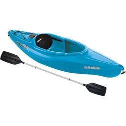 Sun Dolphin Aruba 8' SS Sit In Kayak lightweight high densit