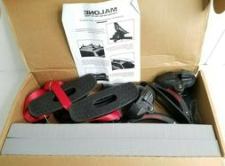 Malone Auto Racks Maui-2 Two Board Universal Fit Saddle Syst