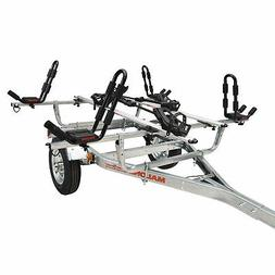 Malone Auto Racks MicroSport Trailer Package with Two Kayak