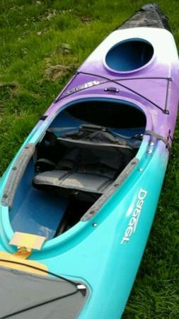 Dagger Axis 12 kayak missing hatchcover