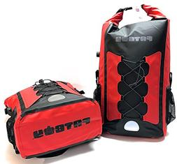 Fatboy Backpack Cooler Dry Bag Kayaking, Rafting, Canoeing W