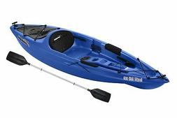 Sun Dolphin Bali 10' Sit-On Kayak Blue, Paddle Included
