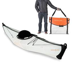 Oru Kayak BayST Folding Portable Lightweight Kayak - High Pe