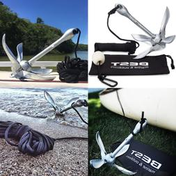 Best Kayak Anchor Accessories For Fishing Canoe Jet Ski SUP