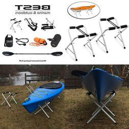 Best Kayak Storage Rack Accessories For Kayaks Canoe SUP Pad