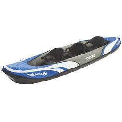 Sevylor Big Basin Inflatable Kayak - 3-Person