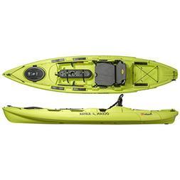 Ocean Kayak Big Game II Angler Kayak - Lemongrass