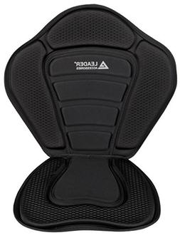 Leader Accessories Black Deluxe Kayak Seat Boat SeatBlack