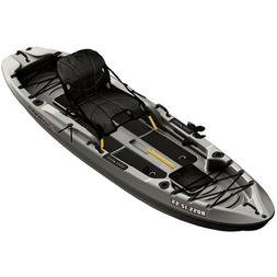 Sun Dolphin Boss 12' SS Sit-On Top/Stand-Up Angler Kayak, Gr