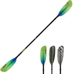 Werner Paddles Camano Carbon Shaft Kayak Fishing Paddle 2pc