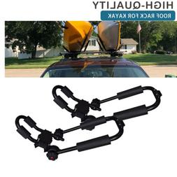Canoe Boat Kayak Roof Rack 2pc for Car Suv Truck Top Mount C
