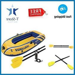 Canoe Kayak French Oars Intex 1 Pair 48 Inch Inflatable Boat