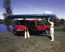 Canoe Kayak Mount Loader Rack One Person Man Car Trailer Hit