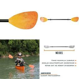 Carlisle Magic Mystic Poly Kayak Paddle - Polypro Blades/Alu