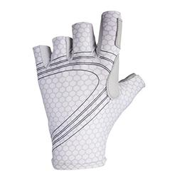 NRS Castaway Glove Grey Scale Small