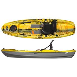 Pelican Catch 100 Kayak - Halo-Magnetic Grey