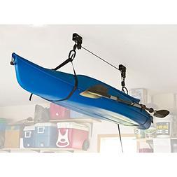 Apex BLC-1-1 Black Kayak Canoe and Bike Overhead Storage Hoi