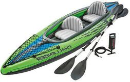 challenger k2 kayak 2 person inflatable kayak