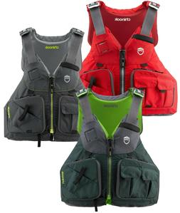 NRS Chinook Fishing PFD Life Jacket WORLDS BEST SELLING Kaya