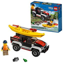 LEGO City Great Vehicles Kayak Adventure 60240 Building Kit