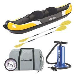 Sevylor Colorado Inflatable Kayak Combo - 2-Person