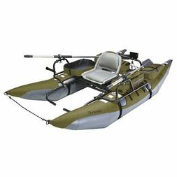 Classic Accessories Colorado XT Pontoon Boat, Sage
