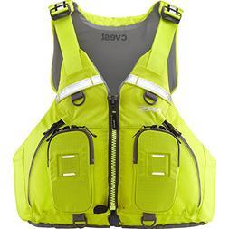 NRS cVest Lifejacket -Lime-L/XL
