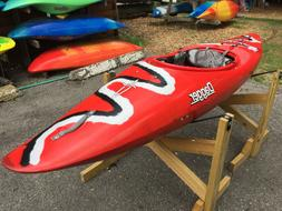 Dagger RPM MAX Whitewater Kayak Red Dawn Limited Edition