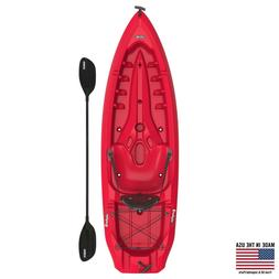 Lifetime Daylite 8 Ft Sit-On-Top Kayak , Red