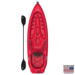 Lifetime Daylite 80 Sit-On-Top Kayak , Red, 90775