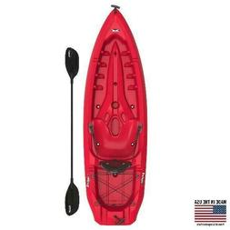 Lifetime Daylite 80 Sit-On-Top Kayak , Red, 90775