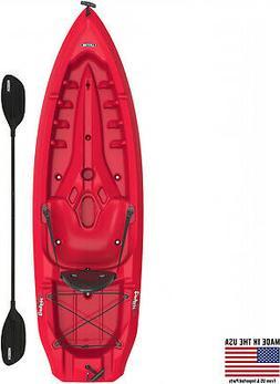 Daylite Sit-On-Top 8-ft Kayak W  Paddle & Adjustable Sea
