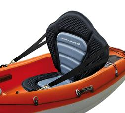 Deluxe Adjustable Padded Kayak Seat with Detachable Back Bag