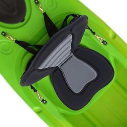 Deluxe Kayak Seat Sit On Top Padded Backrest Back Canoe Spor