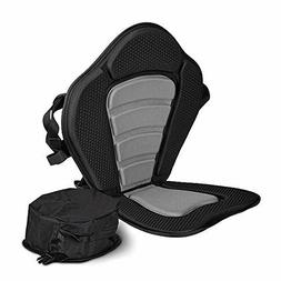 Vibe Kayaks Deluxe Padded Kayak Seat | Deluxe Sit-On-Top Cus